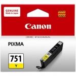 หมึกอิงค์เจ็ท Canon CLI-751 Yellow