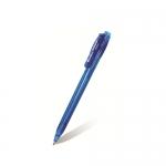 ปากกาลูกลื่น QuanTum QCGB-007 RainBow สีน้ำเงิน 0.7มม. แบบกด