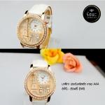 WD001 นาฬิกา ประดับคริสตัล เกรด AAA
