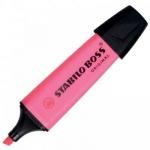 ปากกาเน้นข้อความ STABILO BOSS สีชมพู pink56