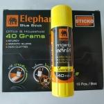 กาวแท่ง ช้าง 40g