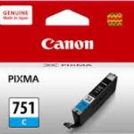 หมึกอิงค์เจ็ท Canon CLI-751 Cyan