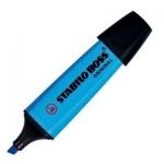ปากกาเน้นข้อความ STABILO BOSS สีฟ้า blue31