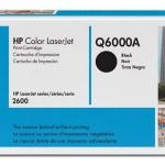 โทนเนอร์ hp Q6000A Black