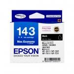 หมึกอิงค์เจ็ท EPSON 143 Black T143190