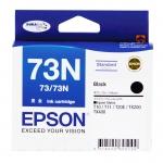 หมึกอิงค์เจ็ท EPSON 73N Black T105190