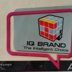 กระดาษสี IQ A4 80g สีส้ม 500แผ่น