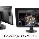 จอมอนิเตอร์ ColorEdge CG248-4K
