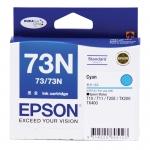 หมึกอิงค์เจ็ท EPSON 73N Cyan T105290