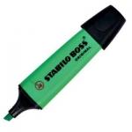 ปากกาเน้นข้อความ STABILO BOSS สีเขียว green33