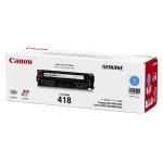โทนเนอร์ Canon Cartridge-418 Cyan
