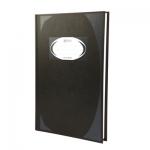 สมุดมุมมัน ช้าง HC-5/100 สีดำ 100แผ่น70g 215x330มม. แพ็คละ6เล่ม