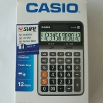 เครื่องคิดเลข CASIO AX-120B 12หลัก