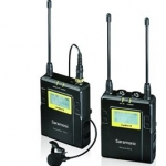 Saramonic Wireless TX9 Set 1 UHF Wireless Microphone Package