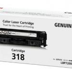 โทนเนอร์ Canon Cartridge-318C