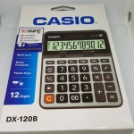 เครื่องคิดเลข CASIO DX-120B 12หลัก