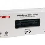 โทนเนอร์ Canon Cartridge-312 Black