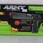 Combat Max Gun ปืนพกยิงกระสุน Nerf