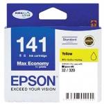 หมึกอิงค์เจ็ท EPSON 141 Yellow T141490