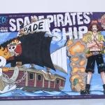 SPADE PIRATE'S SHIP เรือวันพีซ