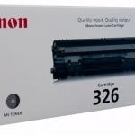 โทนเนอร์ Canon Cartridge-326