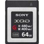 Memory Card Sony XQD 64GB G Series