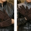 Super quality MIDAILUO winter glove (ผู้ชาย/สีดำ) thumbnail 11