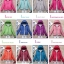 Women's Ultra light slim Down jacket ผสมขนเป็ด Duck down 90% !! (สีแดง) thumbnail 9