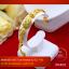RTN022 สร้อยข้อมือ สร้อยข้อมือทอง สร้อยข้อมือทองคำ 3 บาท ยาว 6 6.5 7 นิ้ว thumbnail 1