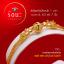 RTN003 สร้อยข้อมือ สร้อยข้อมือทอง สร้อยข้อมือทองคำ 1 บาท ยาว 6 6.5 7 นิ้ว thumbnail 2