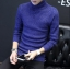 HQ Winter sweater CM123 (สีน้ำเงิน) thumbnail 1