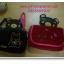 กระเป๋าใส่มือถือกำมะหยี่มีหูจับ โหลละ 300 บาท thumbnail 1