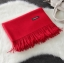 Imitation cashmere scarft ผ้าพันคอ (สีแดง) thumbnail 1