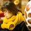 ผ้าพันคอถักไหมพรม (Yellow) thumbnail 3
