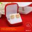 RTN717 ต่างหูทองคำ ประดับเพชรชาแนล(Chanel) thumbnail 1