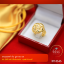RTN546 แหวนทองคำ ดอก for get me not thumbnail 1