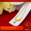 RTN212 สร้อยทอง สร้อยคอทองคำ สร้อยคอ 1 บาท ยาว 18 นิ้ว thumbnail 1