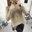 SUMIYA women sweater กันหนาว คุณภาพดี (สีน้ำตาล) thumbnail 7