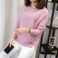 เสื้อกันหนาว Sweater authum N winter women (สีชมพู) thumbnail 2