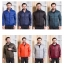 Men's Ultra light slim Down jacket ผสมขนเป็ด Duck down 90% !! (สีดำ) thumbnail 13