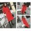 เสื้อโค้ท PASSM คุณภาพดี ผ้า Wool กันหนาว (สีแดง) thumbnail 3