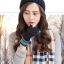 iWinter touch glove ถุงมือทัชกรีนได้ (ผู้หญิง/สีเทา) thumbnail 10