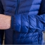 Men's Ultra light slim Down jacket ผสมขนเป็ด Duck down 90% !! (สีดำ) thumbnail 7
