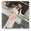 เสื้อโค้ท PASSM คุณภาพดีผ้า Wool กันหนาว (Nude Pink) thumbnail 1