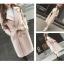 เสื้อโค้ท PASSM คุณภาพดีผ้า Wool กันหนาว (Nude Pink) thumbnail 3