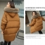 Bread down jacket korean style ( caramel ) thumbnail 4