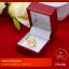 RTN466 แหวนทองรูปหัวใจคู่ตัดลาย thumbnail 1
