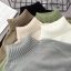 SUMIYA women sweater กันหนาว คุณภาพดี (สีขาว) thumbnail 10