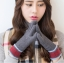 iWinter touch glove ถุงมือทัชกรีนได้ (ผู้หญิง/สีเทา) thumbnail 1