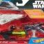 โมเดลรถเหล็ก Hotwheel โมเดล Star ware hotwheel starwars ชุด Blast AttacK thumbnail 4